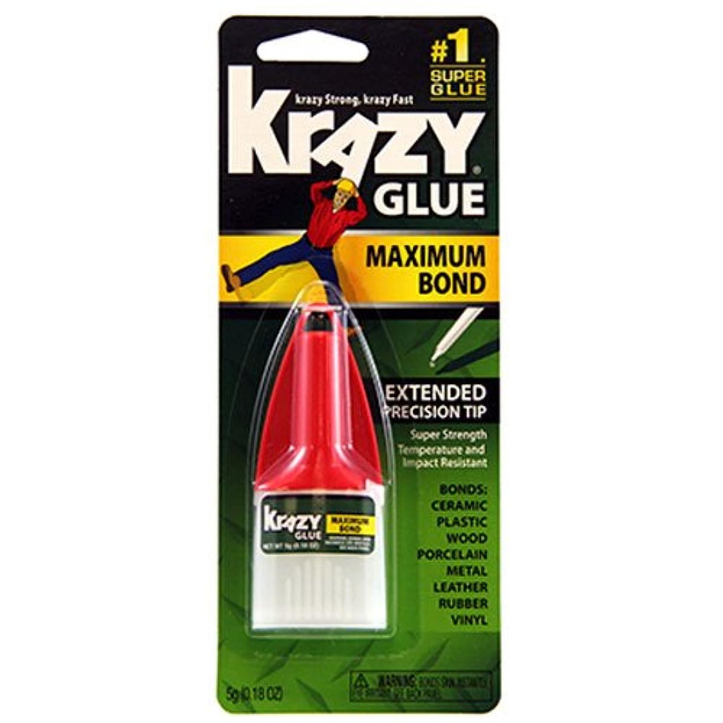 Krazy Glue KG48348MR 5G Advance Prcisn Tip, Pack of 1 Multicolor