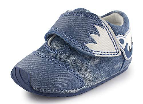 Cartoonimals Zapatos para bebé Niños Niñas Infantil Primeros Pasos Zapatillas Foxz Denim...