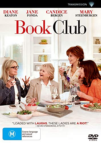 Book Club   Diane Keaton, Jane Fonda   NON-USA Format   PAL   Region 4 Import - Australia