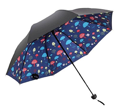 Parasol Soleil-pluie Parapluie Parasol Anti-UV