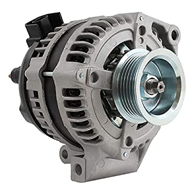 DB Electrical And0313 Alternator Compatible with/Replacement for 3.8L 3.8 V6 Buick Lucerne 06 07 08 2006 2007 2008