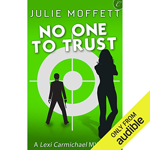 No One to Trust audiobook cover art