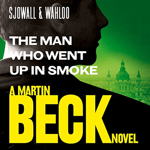 The Man Who Went Up in Smoke Titelbild