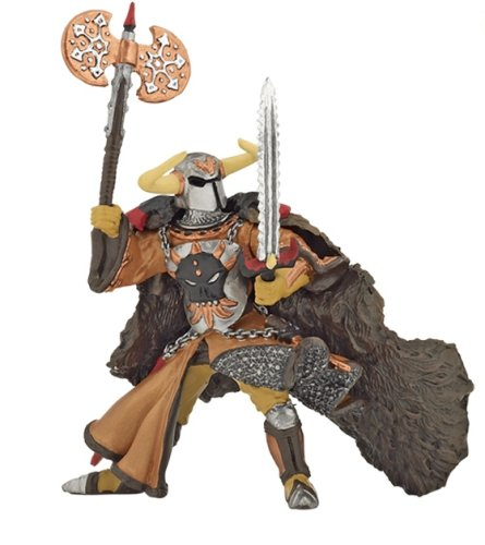 Papo 38962 - Figura de Guerrero Vikingo