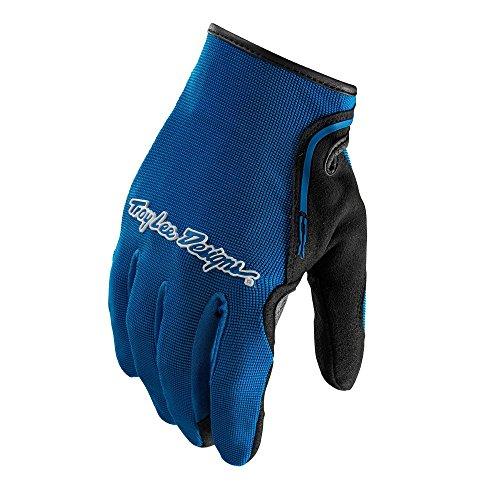 Troy Lee Designs XC Gants Homme, Bleu, FR Fabricant : Taille Unique