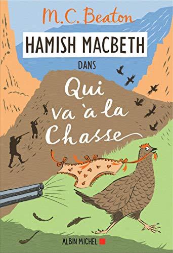 Hamish Macbeth 2 - Qui va à la chasse (A.M.BEAT... [French] 222643593X Book Cover