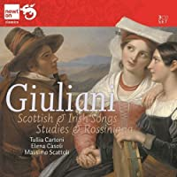 Giuliani: Country Dances, Etudes and Rossiniana (2012-02-28)