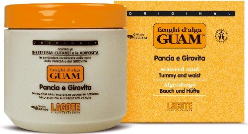 Guam Algenfango Spezialformel Bauch und Hüfte 500 g Dose für eine gesunde, schöne und straffe Haut
