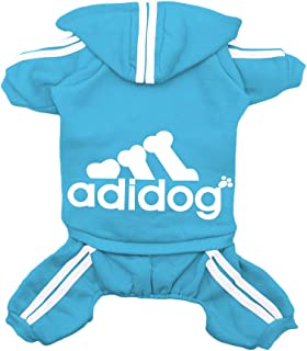 Scheppend Original Adidog Pet Clothes for Dog Cat Puppy...