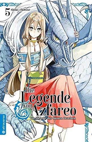 Die Legende von Azfareo 05: Im Dienste des blauen Drachen