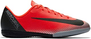 NIKE Youth Soccer Jr. Mercurial Vapor 12 Indoor Shoes (5.5 M US Big Kid)