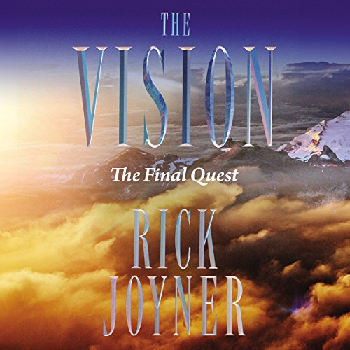 The Vision: The Final Quest audiobook cover art