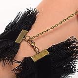 Zoom IMG-2 blessume steampunk bracciale vittoriano polsino