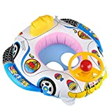 3NH® Inproted2016 Lovely Kids Baby Inflatable Swimming Pool Ring Seat Float Car & Airplane Style...
