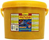 Tropical Vitality Color farbförderndes Flockenfutter, 1er Pack (1 x 11 l)