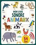 Mon livre sonore animaux