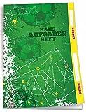 TROETSCH VERLAG Hausaufgabenheft Fußball