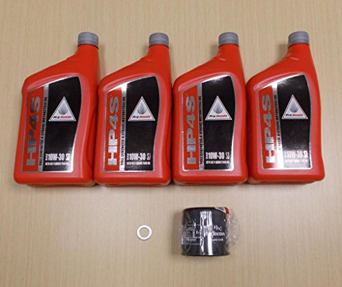 Honda New 2013-2014 GL1800 Gold Wing F6B OE Synthetic Oil & Filter Kit