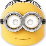 Procos Lovely Minions Party Masken (6 Pack