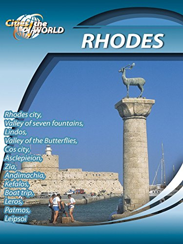 Cities of the World Rhodes Kos Greece