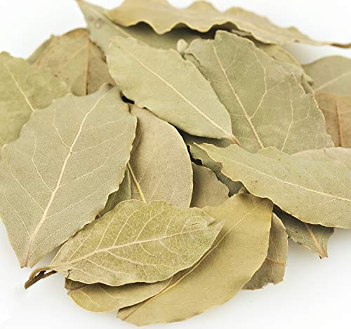 Bay Leaves - 100% Natural - 8 ounces (1/2 lb) - EarthWise Aromatics