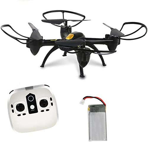 estilo clásico Drone Fotografía Aérea En En En Alta Definición, Alta Presión De Aire Inteligente Fijo, WiFi Transmisión En Tiempo Real, Aviones De Control Remoto De 4 Ejes (Color   negro)  ventas de salida