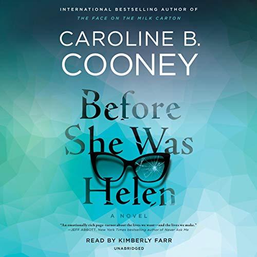 Page de couverture de Before She Was Helen