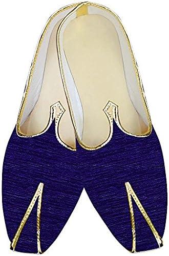 INMONARCH Herren Regentschaft Hochzeit Schuhe Stilvolle MJ014131