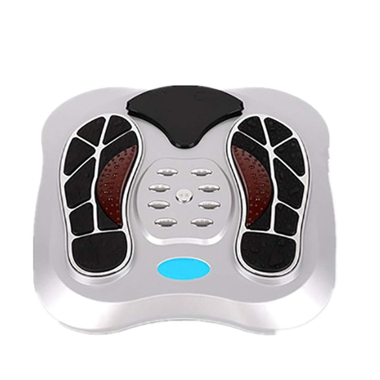 嵐の旅客キウイ電磁足循環マッサージ器99種類の電磁波強度25種類のマッサージモードは、血液循環を改善し、痛みを和らげるのに役立ちます