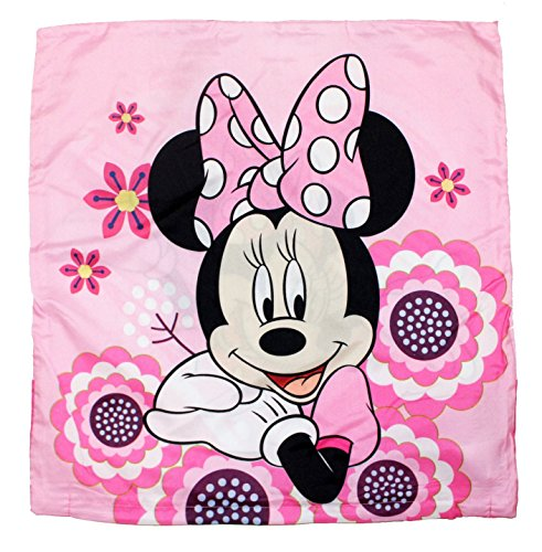 Disney Minnie Mouse Cuscino 40x 40cm Minnie Mouse Rosa