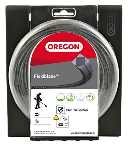 Oregon 111081E Flexiblade Fil de coupe pour débroussailleuses 2,65 mm x 47 m