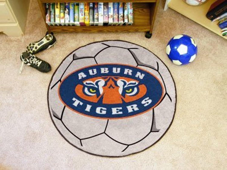 Fanmats 5145 Auburn University Soccer Ball Rug by Fanmats