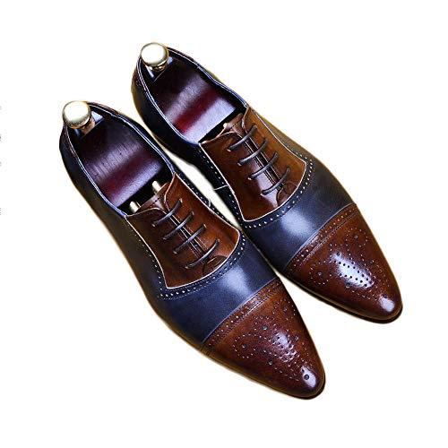 Zapatos De Negocios para Hombres Gama Alta para Hombres Traje De Novio...