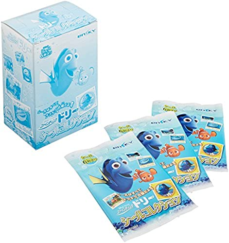 Enter Nemo dory sticker collection BOX product 1 BOX = 20 Pack 1 Pack = 6 pieces, all 50 species