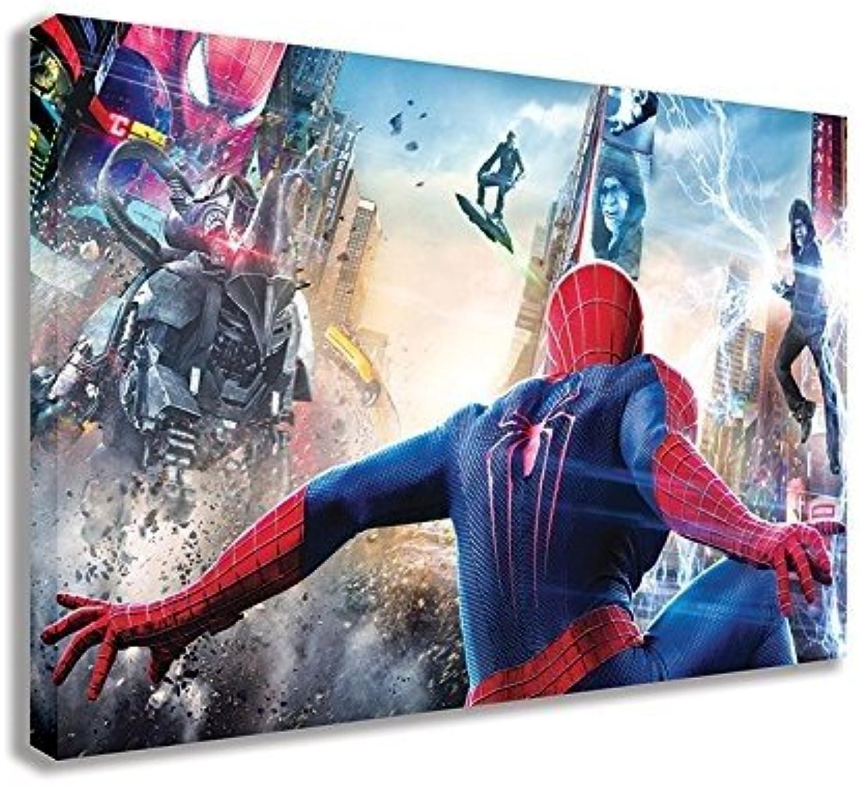 The Amazing Spider Man 2 ELECTRO Rhino Art Art Art Wand Leinwand (76,2 x 45,7 cm 75 x 45 cm) B07281WJVL       Exquisite Verarbeitung  c43d60