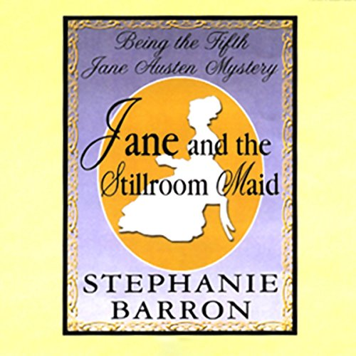 Jane and the Stillroom Maid audiobook cover art