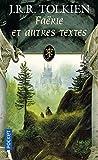 faërie ; et autres textes by Dashiell Hedayat J.r.r. Tolkien(2009-06-22) - POCKET - 01/01/2009