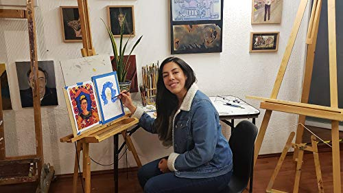 Learn to paint like Frida Kahlo: a virtual art lesson livestreamed from Mexico City