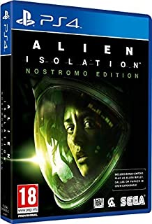 Alien Isolation Nostromo Edition (PS4) (UK IMPORT) by Sega [並行輸入品]