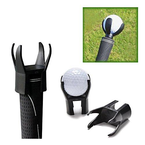 Ximimark 5 Pcs Golf Ball Pick Up Back Tool Saver Claw Putter Grip Retriever Grabber Hot
