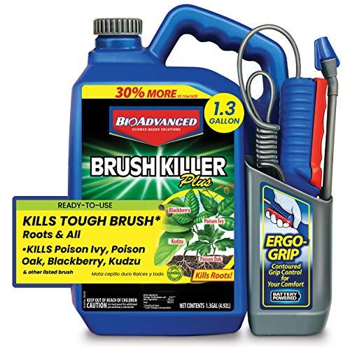 BioAdvanced 704701A Brush Killer, 1.3-Gallon, Ready-to-Use