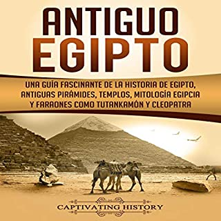 Antiguo Egipto [Ancient Egypt] cover art