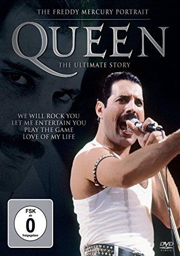 Queen - The Freddy Mercury Portrait