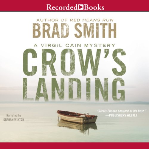 Crow's Landing audiobook cover art