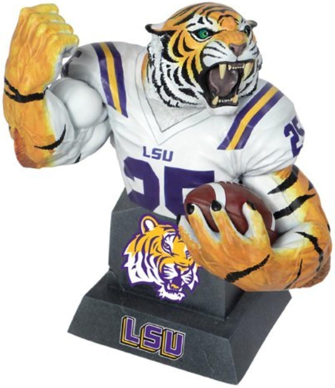CS Moore Studios MX Collectibles College Football LSU Tigers Team Mascot Bust by CS Moore Studios