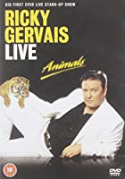 Ricky Gervais Live: Animals [DVD]