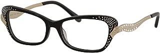 eyeglass frames with swarovski crystals