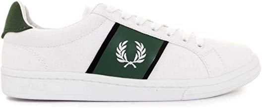 Fred Perry B5177 Fashion Shoes for Men - Color White - size 43 EU