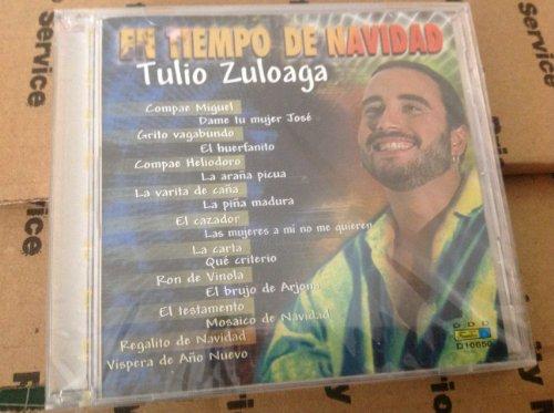 Tulio Zuloaga : En Tiempo De Navidad