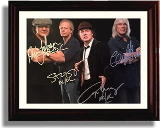 ac dc signed memorabilia